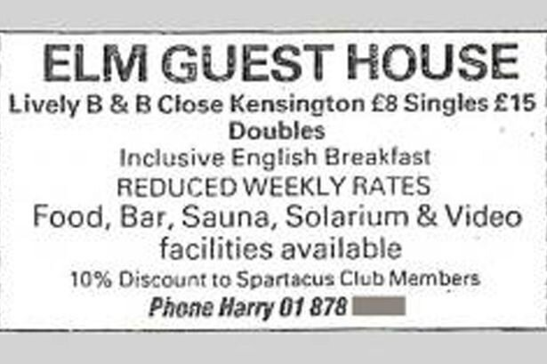 Elm Guest House advertisement-1557829
