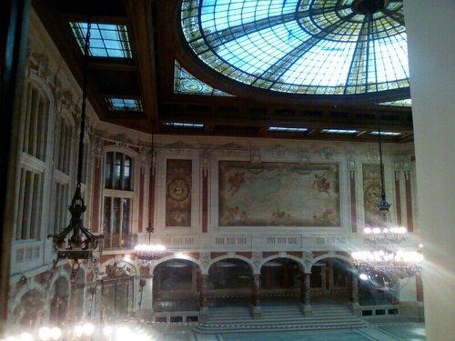 Chambre de commerce et d'industrie - CCI de Lille (en travaux)