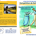 Golfons solidaires grce au Rotary Club Paris Agora le 2 septembre prochain!