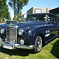 Bentley s1 drophead coupé mulliner 1955