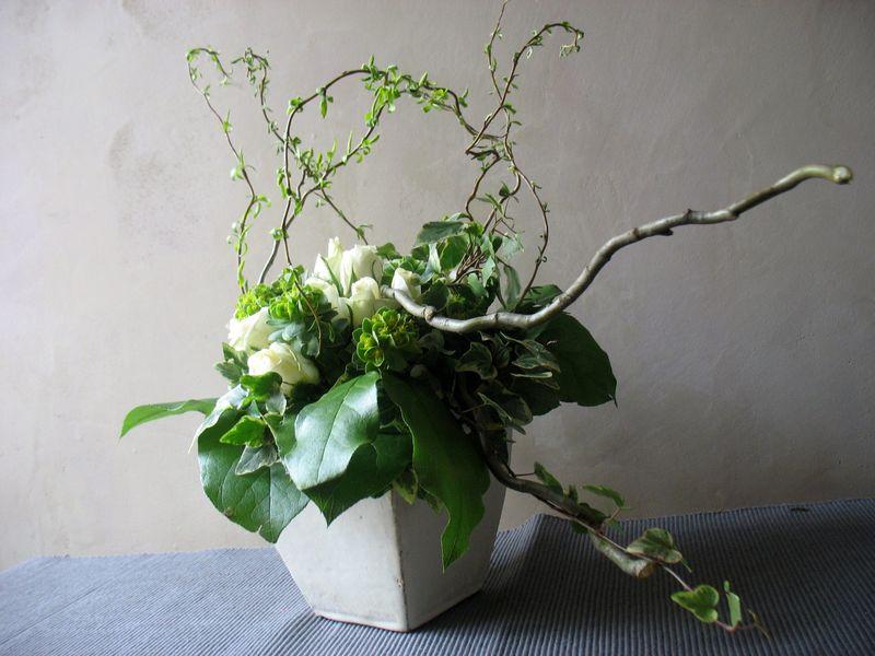 Composition florale tous les messages sur composition Composition florale exterieur hiver