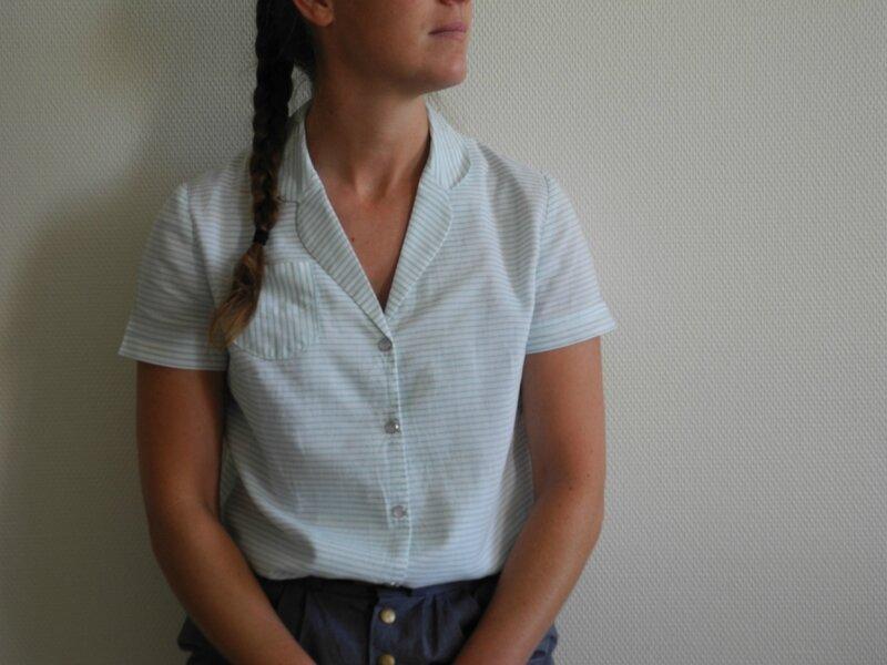 Chemisier Juliette - République Du Chiffon