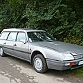 Citroën cx evasion break