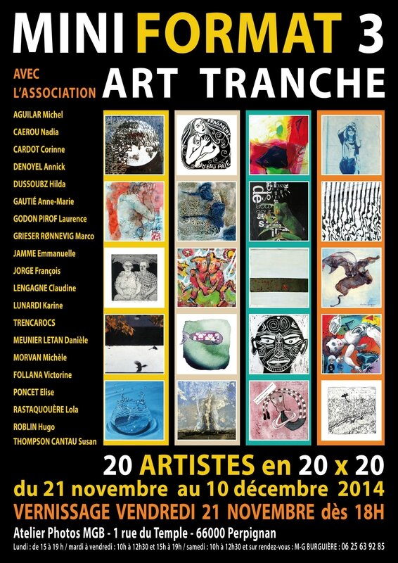AFF MINI FORMAT 2014 - ART TRANCHE