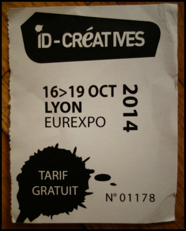 Salon id cr atives lyon 2014 clairedelalune fa onneuse - Salon id creatives ...