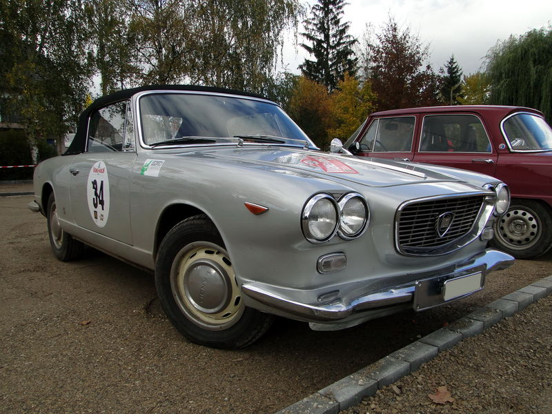 lancia flavia 1800 cabriolet 1962 oldiesfan67 mon blog auto. Black Bedroom Furniture Sets. Home Design Ideas