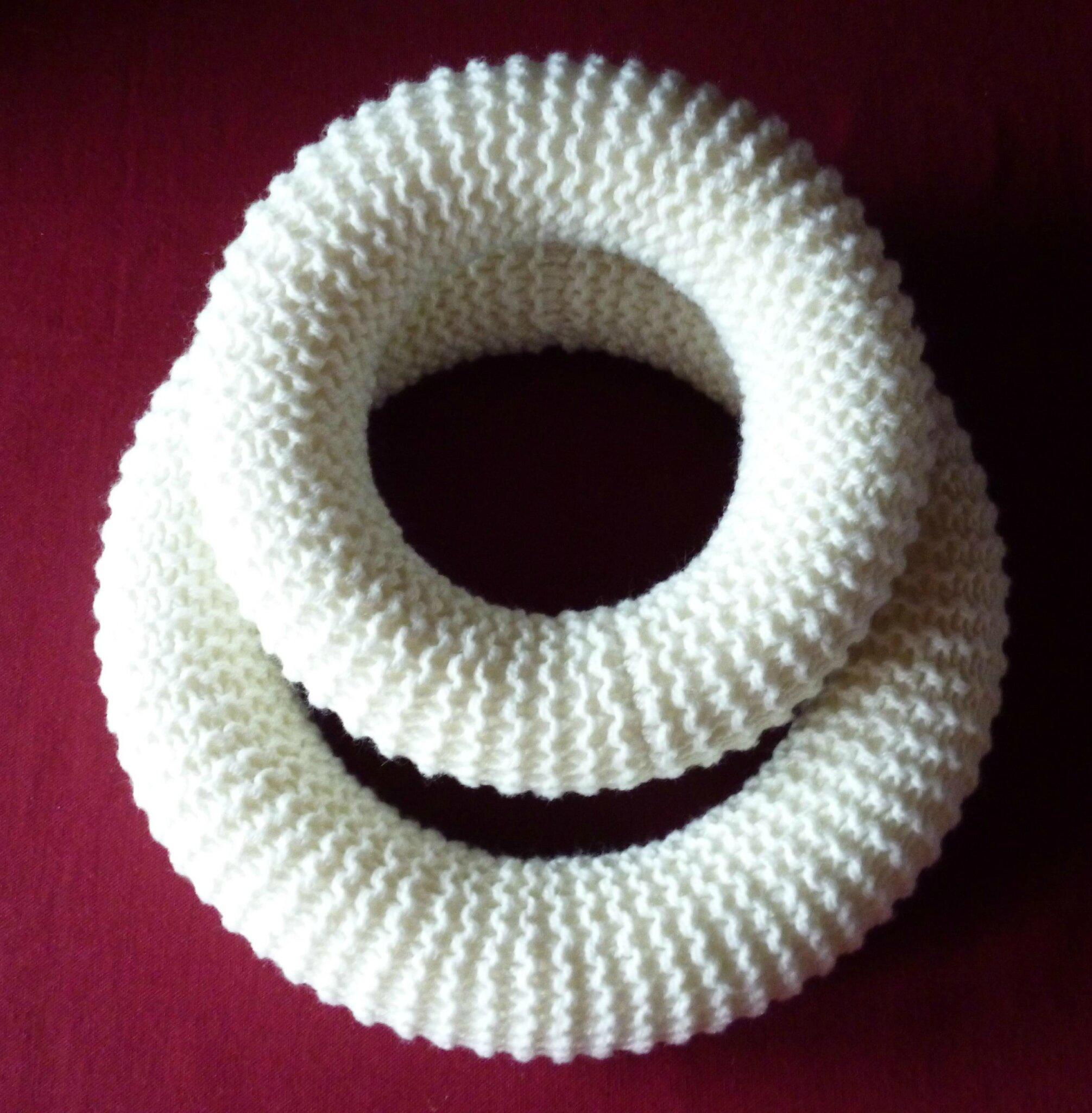 Tuto de no l mes petites activit s - Deco de noel a tricoter ...