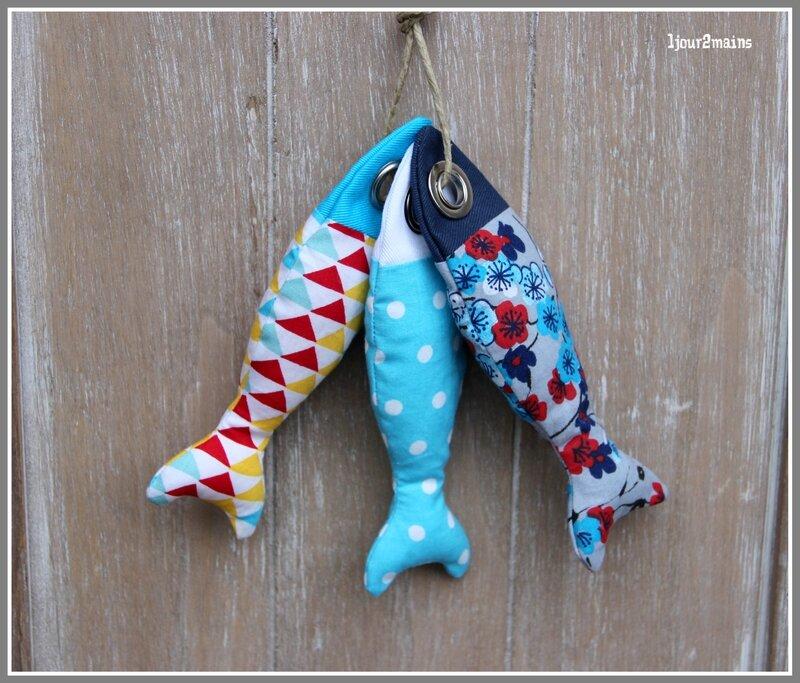 poissons couleurs