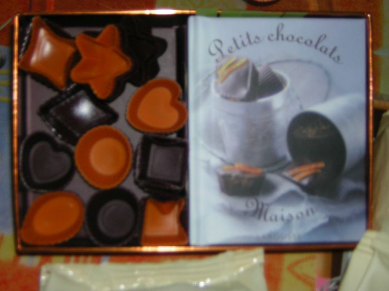 Chocolats de Nouvel An