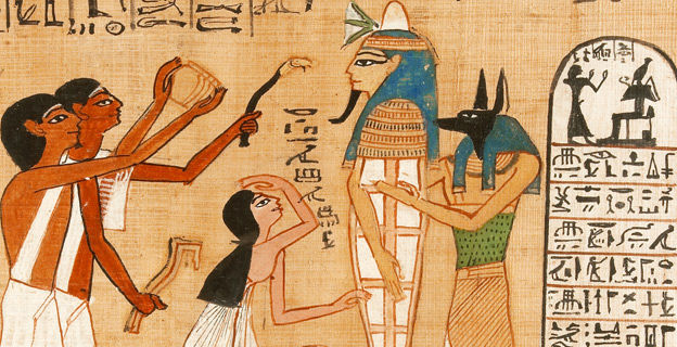 ancient egypts religion and literature on the afterlife