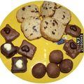 Petits gâteaux et chocolats de noël (2ème série)
