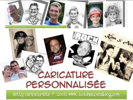 Caricature_personnalisee