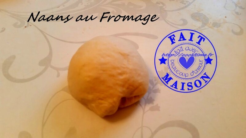 Naans au fromage 1
