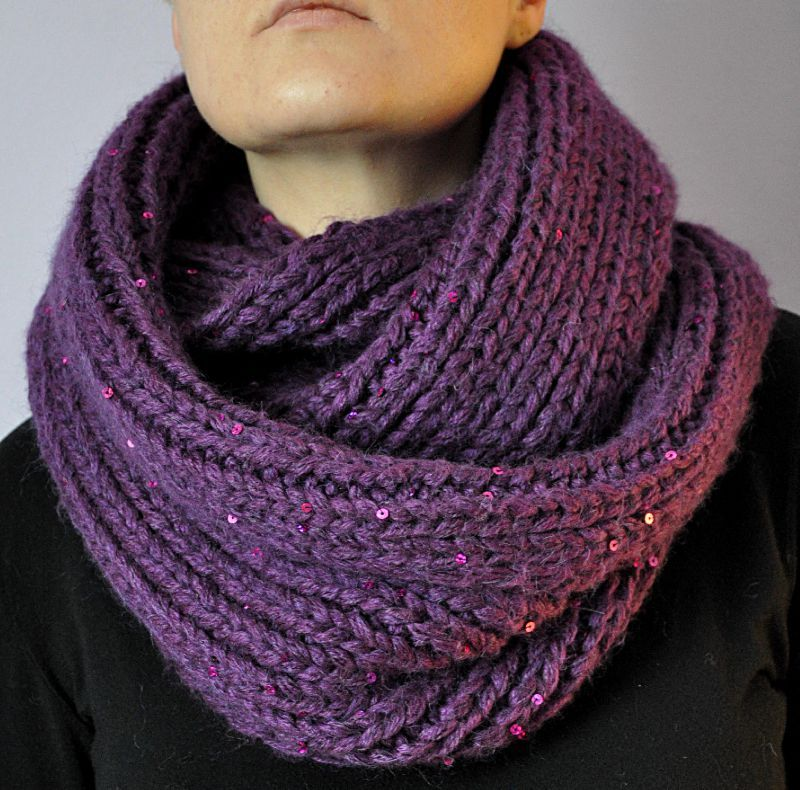 Top Snood - Madame Foucade MU74