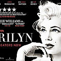 Au cinéma - my week with marilyn