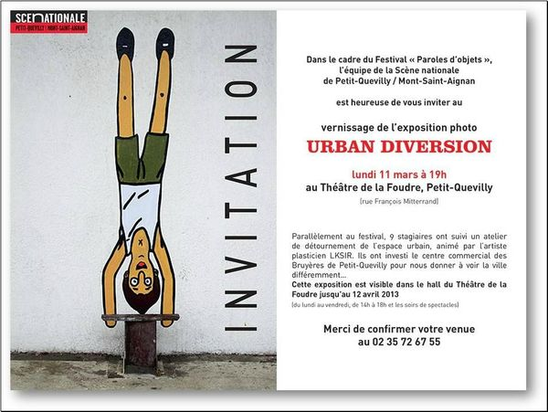URBAN DIVERSION_vernissage