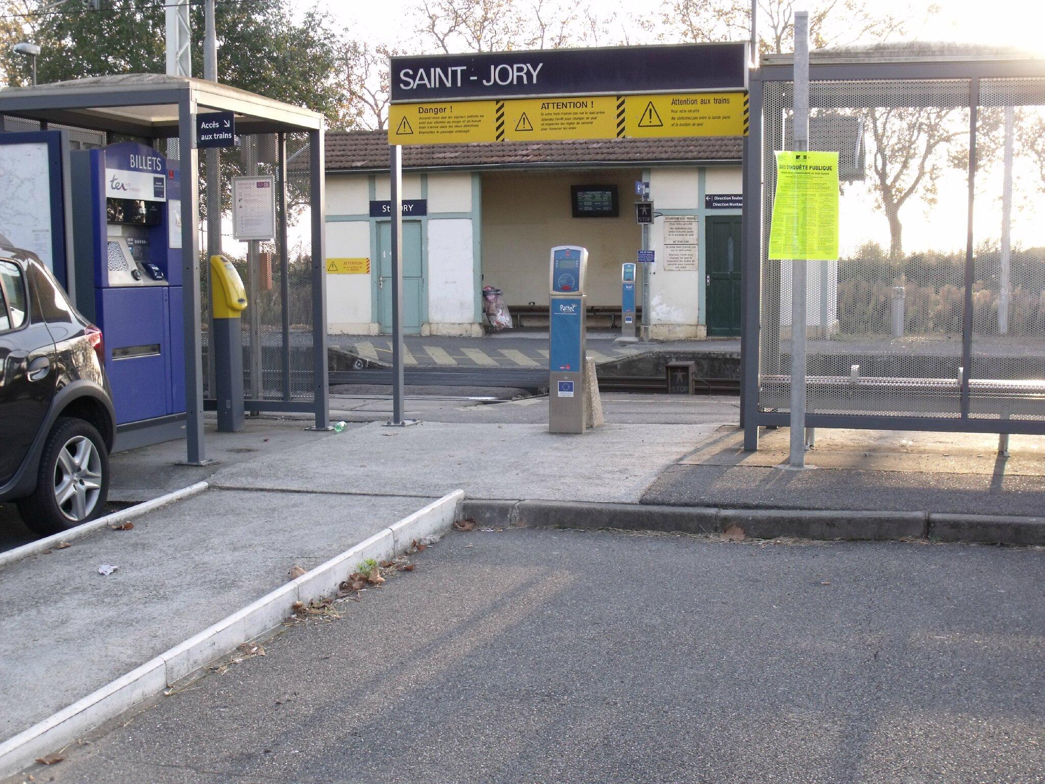Saint-Jory (Haute-Garonne - 31)