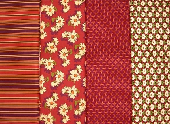 coupons-de-tissus-patchwork-terre-de-sienne-245196