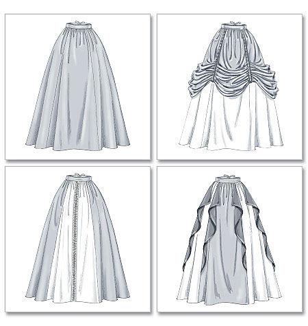 comment coudre une robe gothique