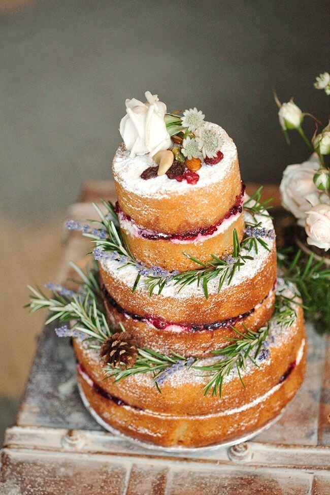 Cake Design Recette Genoise : Le cas du birhday cake par Mrs D - * Mr and Mrs D