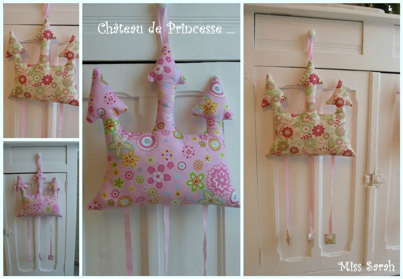 Copie de Chateau porte barrettes