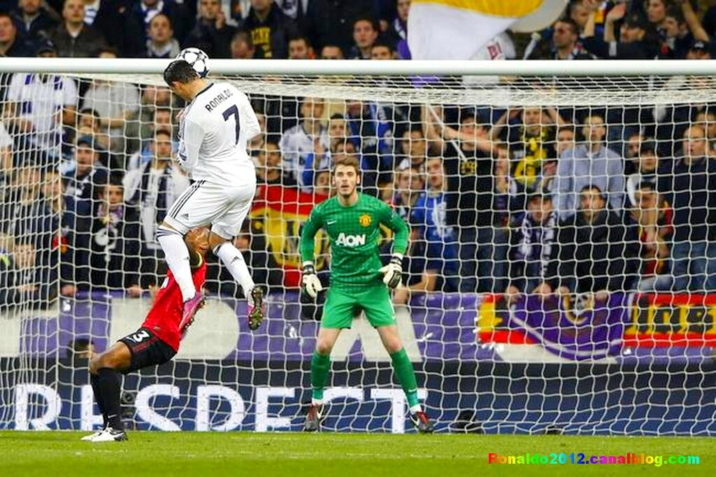 Cristiano Ronaldo a football genius but also an accomplished athlete