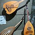 Le musée des instruments de musique populaires d'athènes
