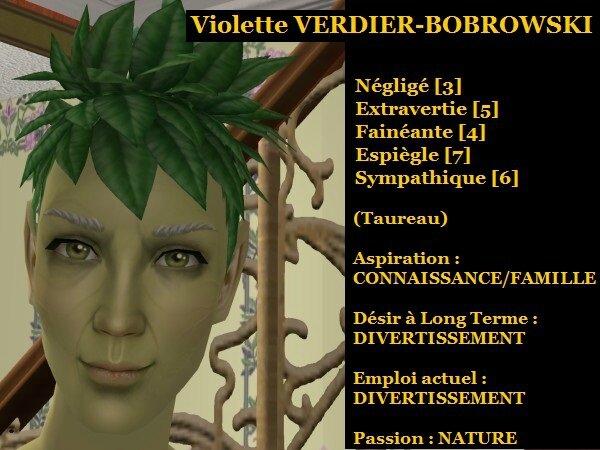 Violette VERDIER-BOBROWSKI