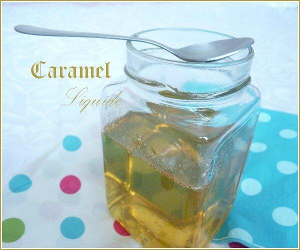 Caramel liquide 2