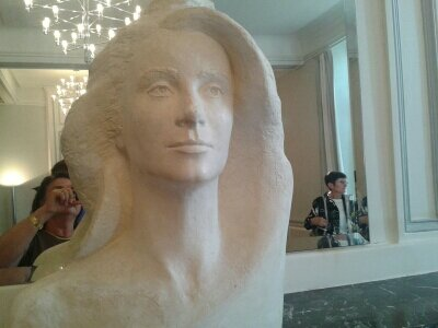 """Photos de """"Bustes de Marianne"""" envoyées par des Z'Ami(e)s"""