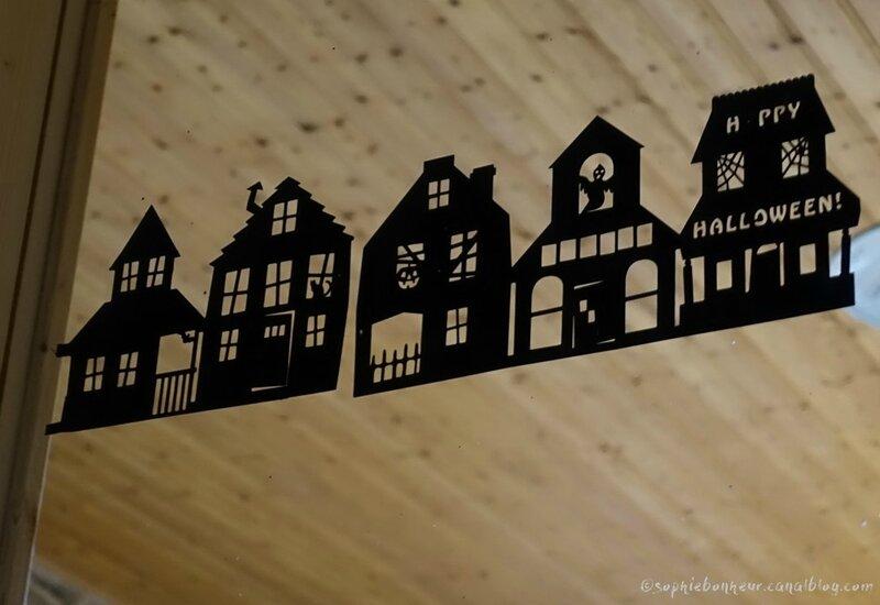 Halloween maisons