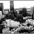 Vue de la fenetre, Courbevoie - France