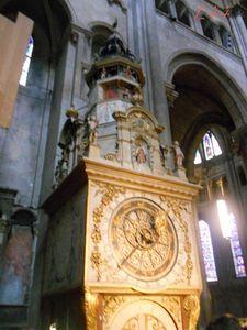 Horloge Astronomique Eglise Saint jean