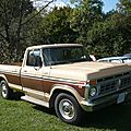FORD F250 Custom Camper Special pick-up Lipsheim (1)