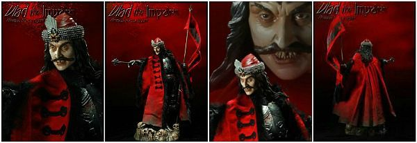 Vlad the Impaler Sideshow Exclusive Edition