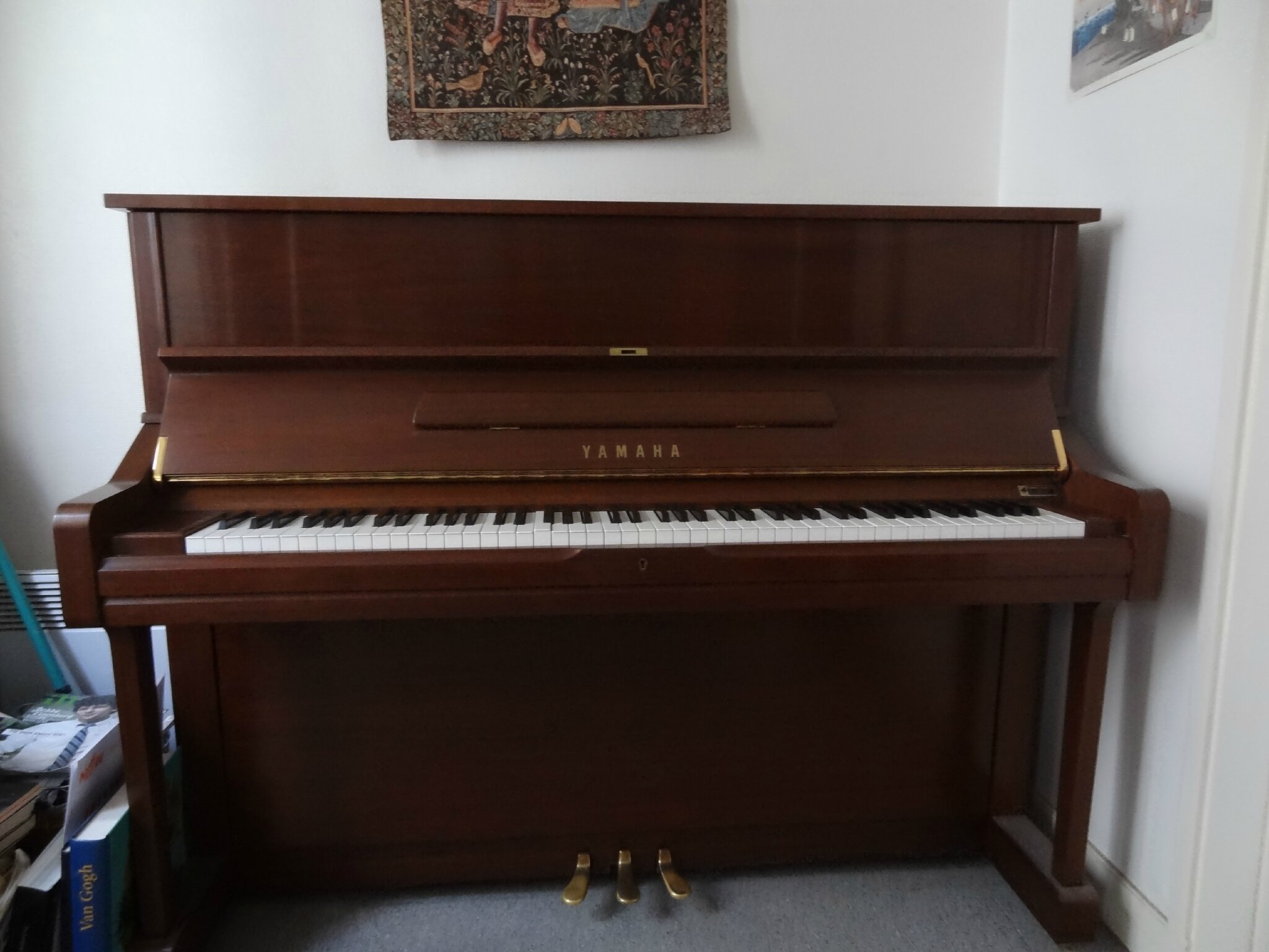 vends piano yamaha u1 un prix tr s int ressant choeur de meudon. Black Bedroom Furniture Sets. Home Design Ideas