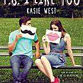 Ps: i like you de kasie west