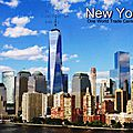 Correspondance de new york!