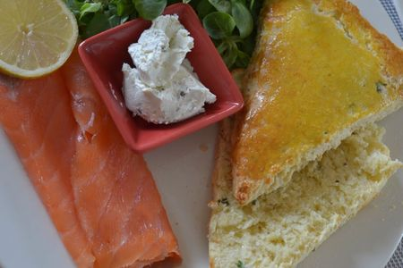 Assiette brunch, scones et saumon (20)