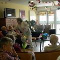 Spectacle fête des grands mères