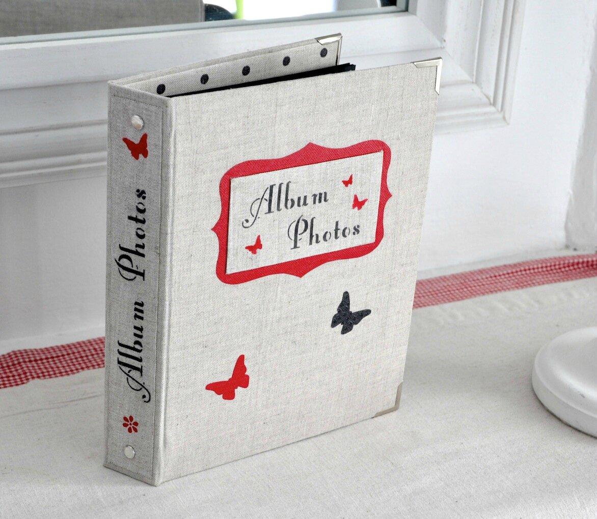 nouveaux mod les de cartonnage le classeur de recettes et le classeur album photos id ecr ation. Black Bedroom Furniture Sets. Home Design Ideas