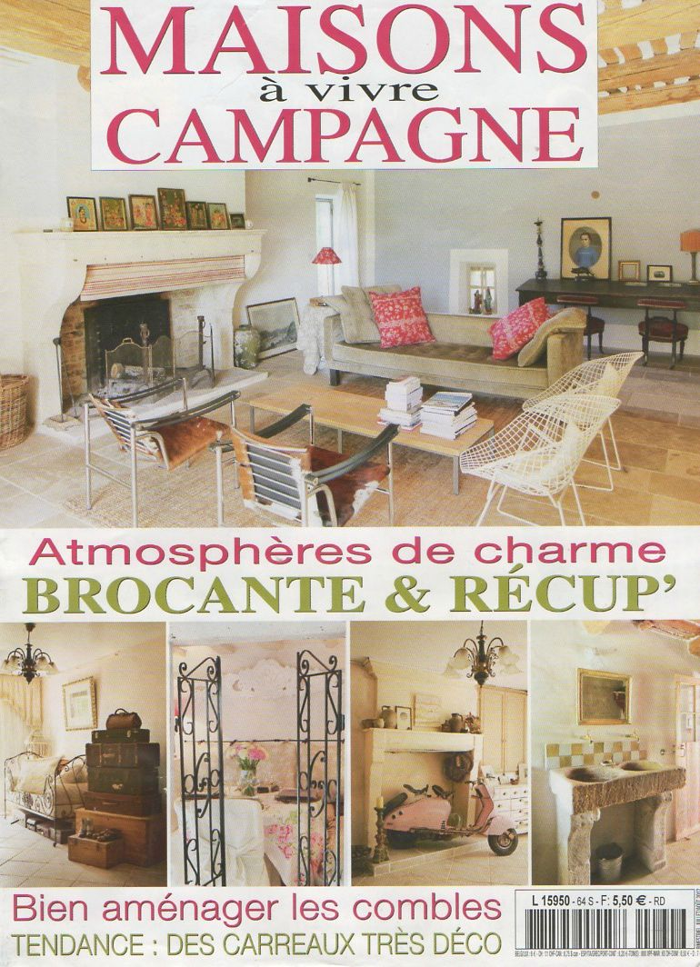 maison de campagne magazine simple maisons vivre campagne n abonnement maisons vivre campagne. Black Bedroom Furniture Sets. Home Design Ideas