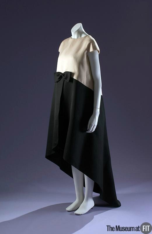 Cristobal Balenciaga, Evening dress, 1968