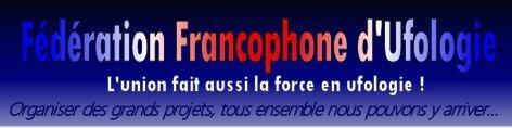 logo federation francophone ufologie c