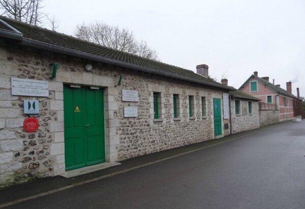 Maison Claude Monet rue