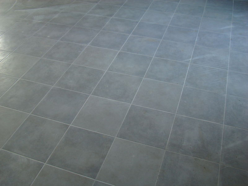 Carrelage sol gris 20x20 for Impermeabilisant joint carrelage