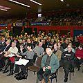 Le public pendant la conférence de V. Fedorovski