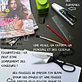 Joli carnet personnalis.. {Do It Yourself inside !}