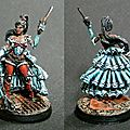 Alicia von gaut - warforge