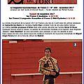 Fr3 - signes du toro - 18 novembre